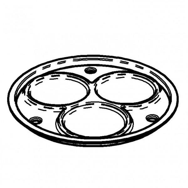 SPARE Behälter Eisbehälter für Frischeplatte '400'
