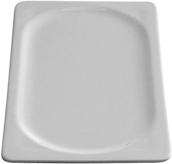 SPARE Platte/Schale 'GN' Porzellanplatte 1/3 GN