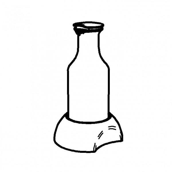 CONNECT Getränke-Set 'Jug' 1,2 Liter, Standfuß Modell