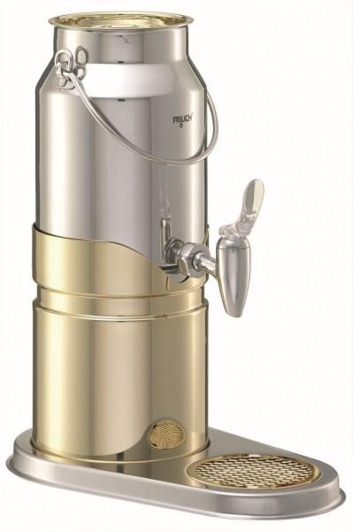 ELEGANCE Milchkanne 3 Liter, Modell Gold
