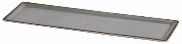 SPARE Platte/Schale 'GN' - grau Teilplatte 2/4 GN