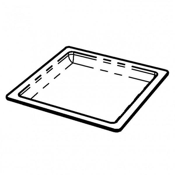 SPARE Behälter Eisbehälter für RAISER 33 x 33