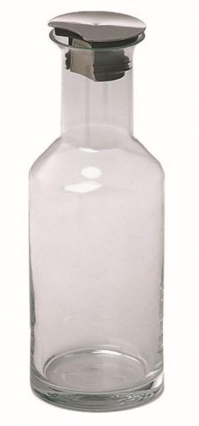 SPARE Nachschubbehälter Glaskaraffe 1,2 Liter mit Deckel