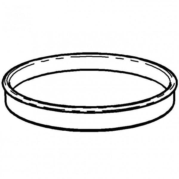 PICKNICK Standfuß `400` Standfuß aus Weidekorb