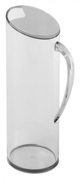 SPARE Nachschubbehälter Müsliflöte 1,5 L, Modell Edelstahl