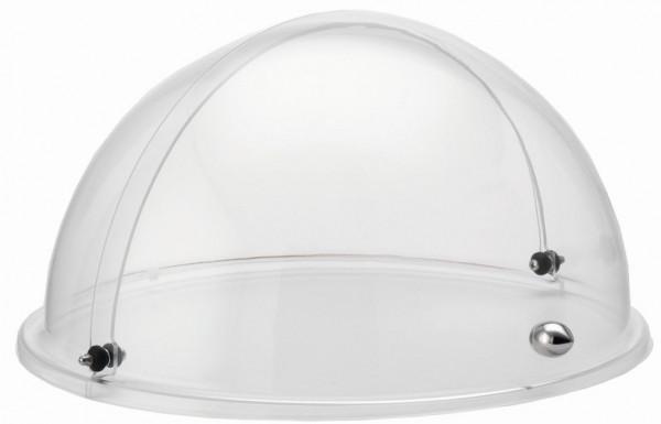 SPARE Deckel/Haube Rolltop-Haube, (Ø400mm), Edelstahlgriff