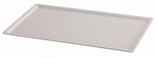 SPARE Platte/Schale 'GN' - weiß Vollplatte 1/1 GN
