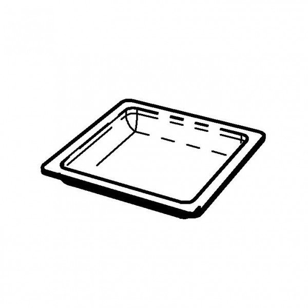SPARE Behälter Eisbehälter für RAISER 23x23