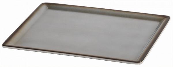 SPARE Platte/Schale 'GN' - grau Teilplatte 1/2 GN