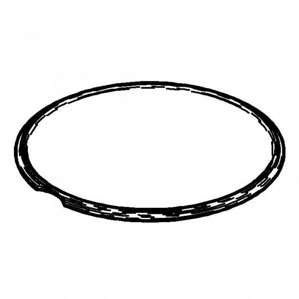 SPARE Platte/Schale '400' Porzellanplatte Ø 400 mm