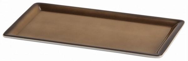 SPARE Platte/Schale 'GN' - caramel Teilplatte 1/3 GN