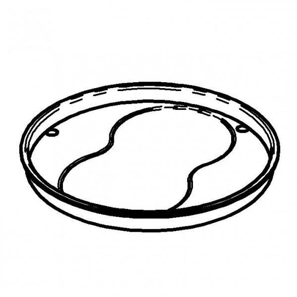 SPARE Eiseinsatz, PS weiß Eisbehälter für Frischeplatte '300