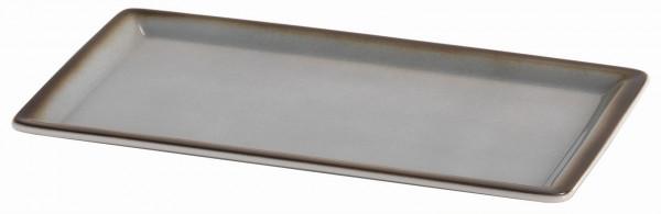 SPARE Platte/Schale 'GN' - grau Teilplatte 1/3 GN