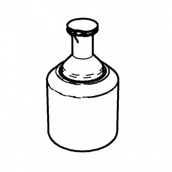 CARAFINE Getränke-Set 'Solo' 1,2 Liter, Modell Edelstahl