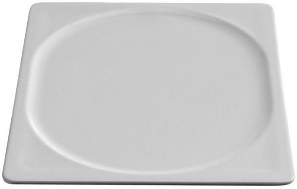 SPARE Platte/Schale 'GN' Porzellanplatte 1/2 GN