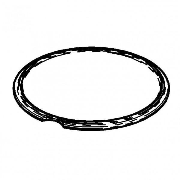 SPARE Platte/Schale '300' Porzellanplatte Ø 300 mm