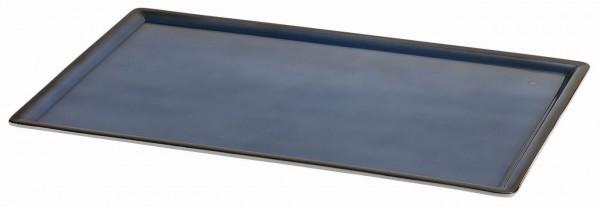 SPARE Platte/Schale 'GN' - blau Vollplatte 1/1 GN