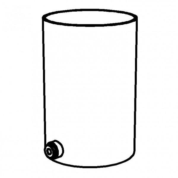 SPARE Behälter Saftzylinder, Opal, 5 Liter